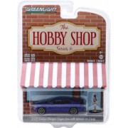 2013 Dodge Charger Super Bee with Woman in Dress Solid Pack - The Hobby Shop Series 6 1 64