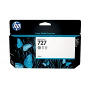 HP 727 Gray Ink Cartridge, 130-ml (B3P24A)