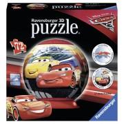PUZZLE 3D CARS 3, 72 PIESE - RAVENSBURGER (RVS3D11825)