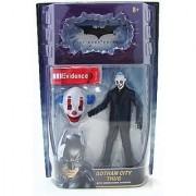The Dark Knight Movie Movie Masters Gotham City Thug [Happy Mask] Action Figure 6 Inches