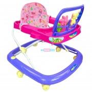 Andadera Para Bebe con 8 llantas y juguetero