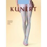 KUNERT - Beautiful, subtle floral pattern tights Summertime