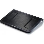 Hlađenje za notebook Cooler Master NotePal L1, do 17'', ultra slim, crno