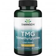Swanson TMG Trimetyloglicyna 500 mg 90 kapsułek