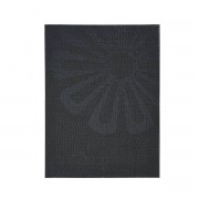 Zone Denmark - Tischset Daisy, 40 x 30 cm, schwarz