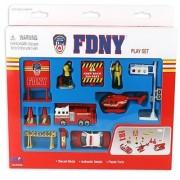 Daron FDNY Vehicle Play Set 13-Piece