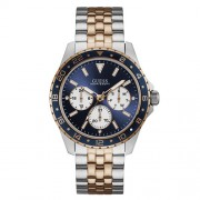 Часовник GUESS - Odyssey W1107G3 SILVER/ROSE GOLD/SILVER