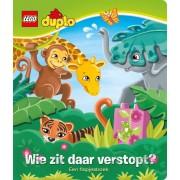 Boek Lego: Duplo - wie zit daar verstopt