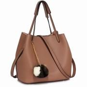 Anna Grace AG00190 чанта през рамото nude