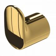 Geesa Tone gold handdoekhaak mini goud 91736004