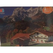 Milton Bradley Big Ben 1000 Fully Interlocking Piece Puzzle Reiteralps Bavaria