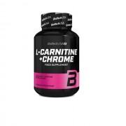 Biotech USA L-Carnitine + Chrome (for her) - 60 kapszula