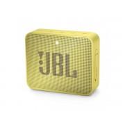 JBL Go 2 Żółty Z Zestawem Głośnomówiącym