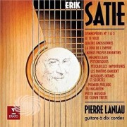 Video Delta Laniau,Pierre - Satie: Works Transcribed For 10 - CD