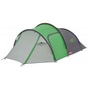 Coleman Cortes 3 tent grijs/groen 2018 Tunneltenten