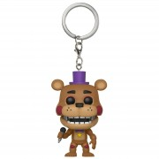 Pop! Keychain Five Nights at Freddy's Pizzeria Simulator Rockstar Freddy Pop! Keychain