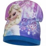 Disney Frozen fleece muts Elsa blauw voor meisjes