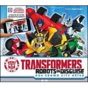Egmont Transformers - Robots in Disguise - Kde Crown City ožívá
