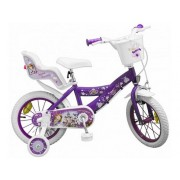Bicicleta copii 14 inch Sofia the First