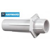 """Falátvezető idom beton medencéhez 2"""" D50mm H300mm Hayward COF 153"""