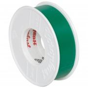 PVC-Isolatieband groen 15 mm, 10 meter Coroplast
