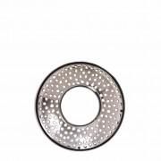Yankee Candle Accessori Kensington Silver Punched Metal Illumalid 1 Pz