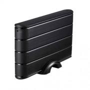 Tooq TQE 3530B Caja externa HD 35 USB 30 Negra