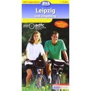 - ADFC-Regionalkarte Leipzig und Umgebung 1 : 75 000: Zwischen Saale und Mulde. Alle Radtouren für Wochenendtour und Tagesausflug - Preis vom 11.08.2020 04:46:55 h