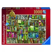 Puzzle libraria bizara 1000 piese