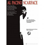 Geen Poster Scarface Al Pacino 61 x 91,5 cm - Action products