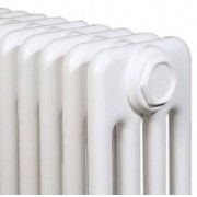Element calorifer tubular Tesi 4, alb, h=1000 mm