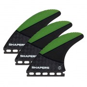 Shapers Carvn Tri Single black/lime