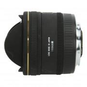Sigma 10mm 1:2.8 EX DC HSM Fisheye para Canon negro - Reacondicionado: muy bueno 30 meses de garantía Envío gratuito