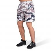 Gorilla Wear Kansas Shorts - Beige Camo - XL
