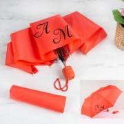 "Зонт ""Red"" с инициалами"