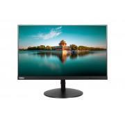 """Lenovo ThinkVision T24i 23.8""""IPS FHD,1000:1.6ms,250cd/m2,178/178,VGA,HDMI,DP,5xUSB,Pivot,Swiwel,Tilt"""
