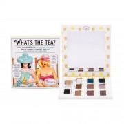 TheBalm What´s the Tea? Ice Tea Eyeshadow Palette fard de pleoape 12,6 g pentru femei