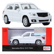 RASTAR Mercedes-Benz GLK Class White 1:43 Die-cast CAR minicar Toy