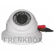 Telecamera analogica DOME 1000TVL per videosorveglianza 3,6mm con visione notturna