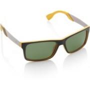 Image Rectangular Sunglasses(Green)
