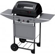 campingaz Expert Plus Barbecue A Gas Pietra Lavica Da Esterno Bbq Da Giardino Con Coperchio E Ruote - Expert Plus