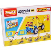 Engino Upgrade Set from 30 to 40 Models, Multi Color