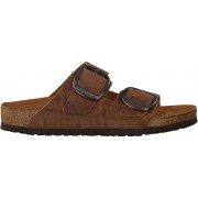Birkenstock Pantolette Arizona BIG Buckle Braun