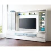 ラグジュアリー壁面TVボードシリーズ140 パモウナ VDー1400