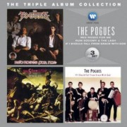 Warner Music The Pogues - Triple Album Collection - CD