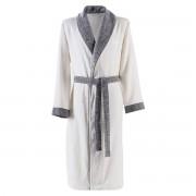 Boss Home - Kimono Coton Peigné 420 g/m² Ice XXL - Lord