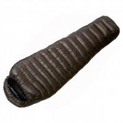 Yeti - Passion Three - Sac de couchage en duvet taille XL, brun/noir