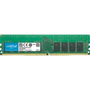 DDR4 16GB (1x16GB), DDR4 2666, CL19, DIMM 288-pin, ECC, Registered, Crucial CT16G4RFS4266, 36mj