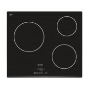 Bosch Placa de Vitrocerámica BOSCH PKM631B17E (Caja Abierta - Eléctrica - 59.2 cm - Negro)
