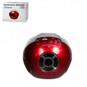 Mini Boxa Portabila cu Bluetooth MP3 si Radio FM Color Ball Speaker Q8